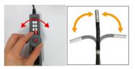 Đèn nội soi với dây cáp có đường kính nhỏ và có thể uốn cong 180 °2.png