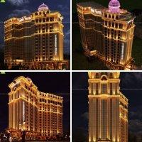 Thiết kế khách sạn kiểu Pháp tại Trần Phú Vũng Tàu