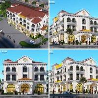 Mẫu thiết kế khách sạn kiểu Pháp Hafi tại Vũng Tàu