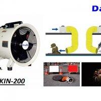 Quạt hút gió công nghiệp KIN