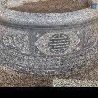 Mẫu mộ đá tròn đẹp suất sắc nên xây cho ông bà tổ tiên - Đá mỹ nghệ Khánh Linh
