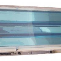 Máng đèn phòng sạch 1200mm - 2 bóng