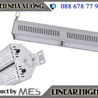 Đèn led nhà xưởng highbay 100w giá rẻ