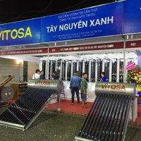 Máy nước nóng năng lượng mặt trời Vitosa