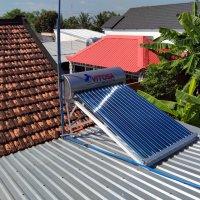 Máy nước nóng năng lượng mặt trời 120 lít (V02-12)